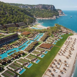 overview maxx-royal kemer resort turkije