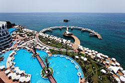 Resorts in Alanya