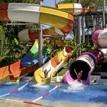 xanadu resort aanzicht kinderzwembaden
